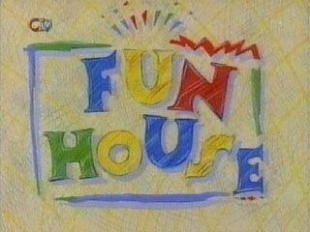 Fun House Pat Sharp