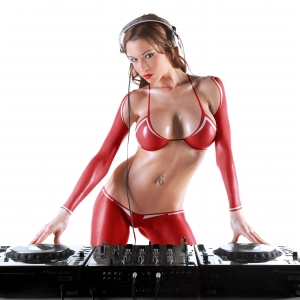 Miss Roxx (Playmate DJ)